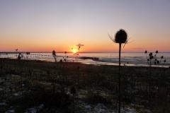 stetisham sun set