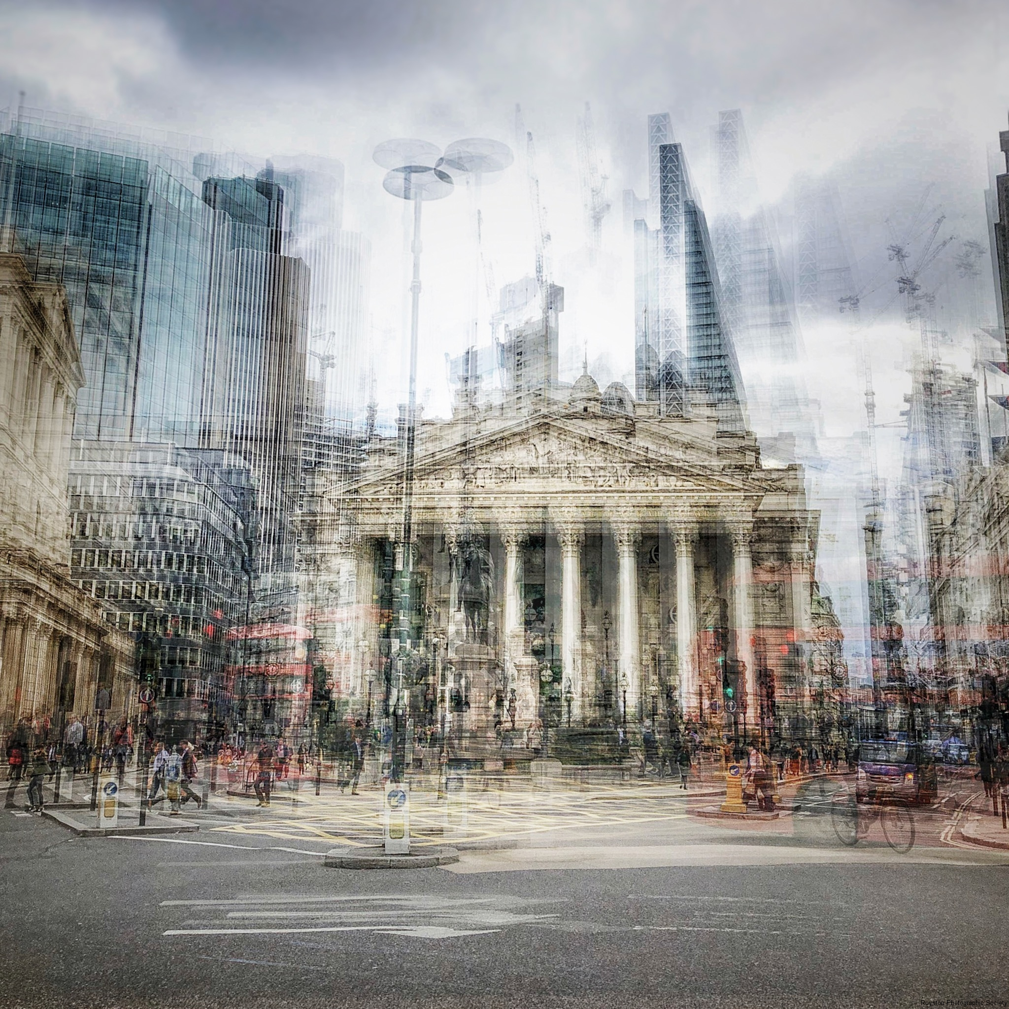Andrew Colgan - Royal Exchange,Royal Exchange