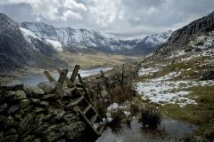Kath Watson Ogwen Valley Snowdonia