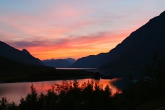 Lake Gjende in Jotunheimen National Park, Norway - Linda Besin