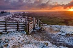 Andrew Colgan Hope Valley Sunrise