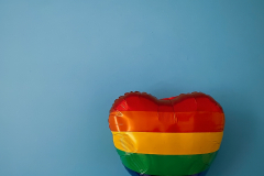Minimalism Highly Commended - Love is Love
