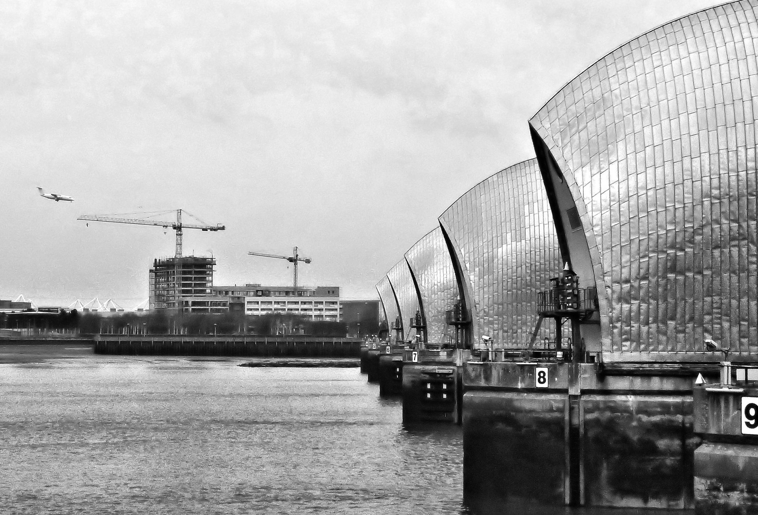 Woolich Thames Barrier