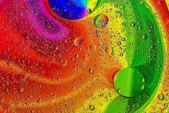 Linda Besin - Different Kind of Rainbow