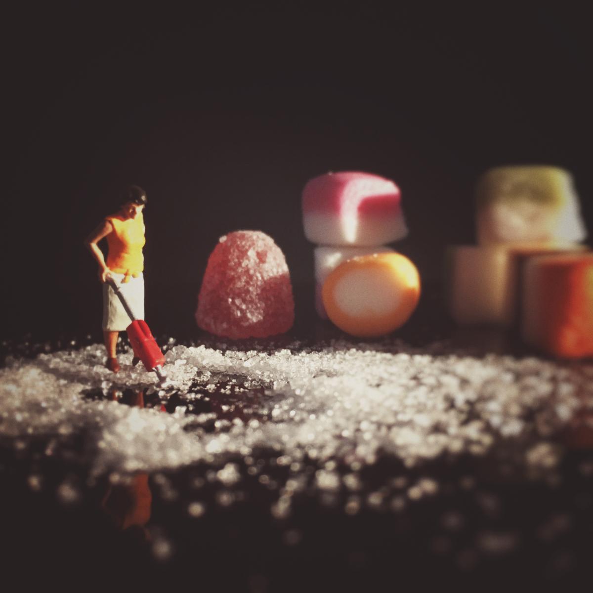 Sugar Spill