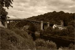Iron Bridge Shropshire.