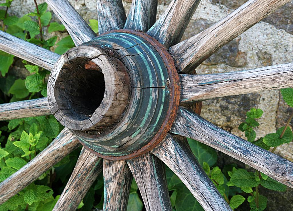 Wheel at Rest