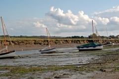 Boats at Morston