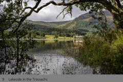 10. Lakeside in the Trossachs