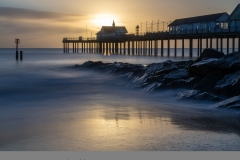 14. Sunrise - Southwold Pier